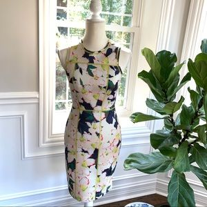J. Crew ❤️ Cove Floral Dress ❤️ Size 0